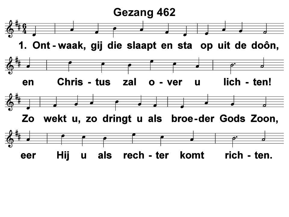 Gezang 462
