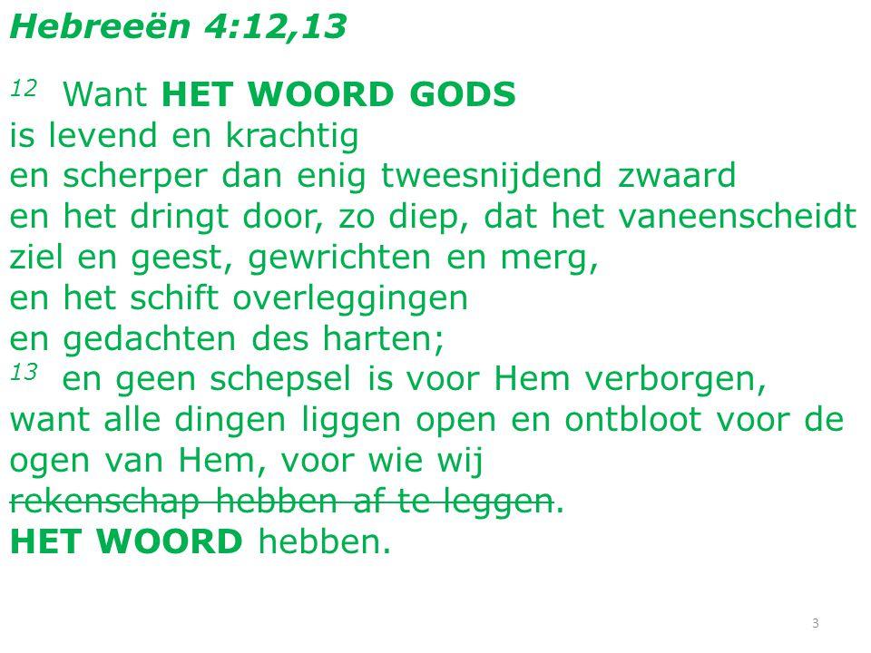 34 Psalm 22 van David vers 1-22: het lijden van de Christus mijn God, mijn God, waartoe....