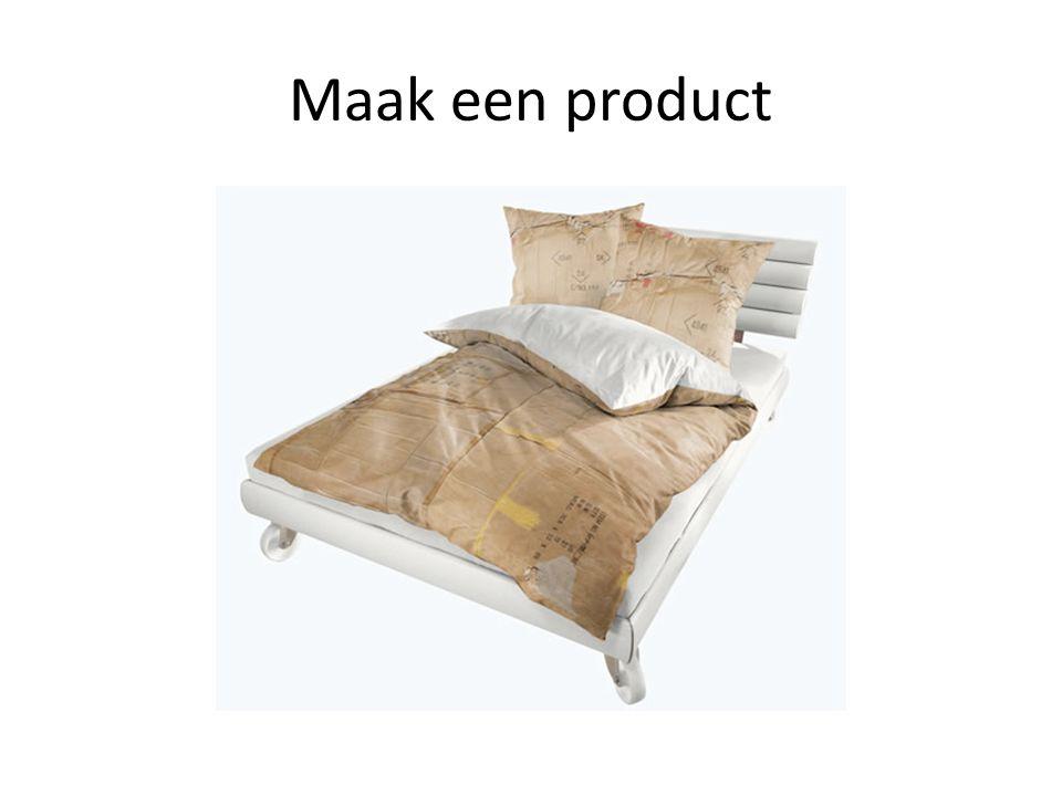 Maak een product