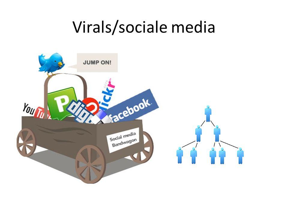 Virals/sociale media