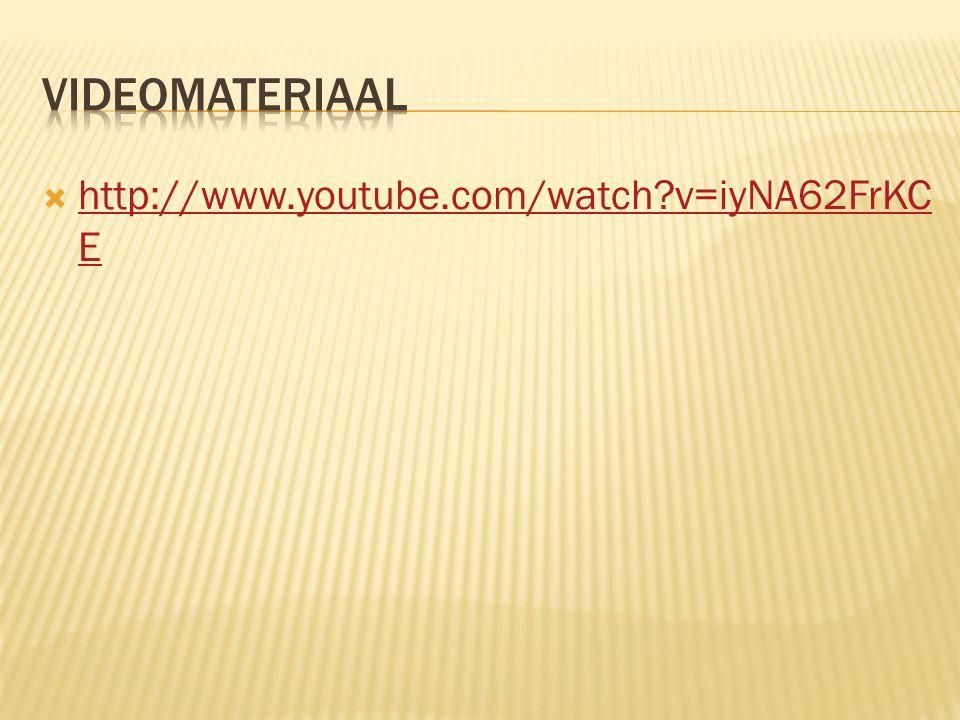  http://www.youtube.com/watch?v=iyNA62FrKC E http://www.youtube.com/watch?v=iyNA62FrKC E