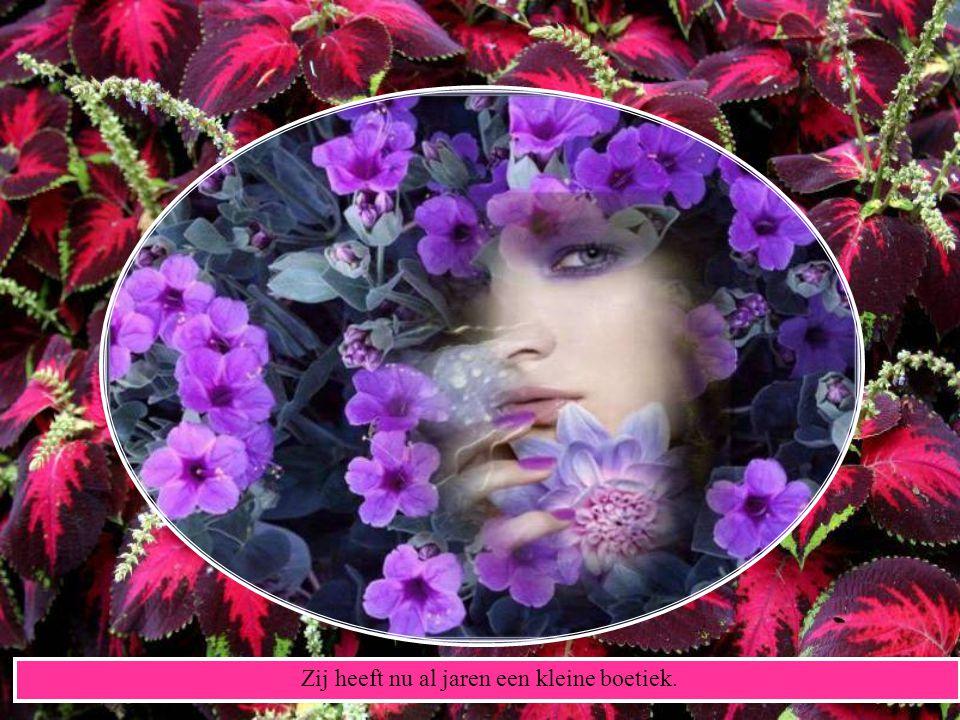 Een bos anemonen, of tulpen zo mooi. En gratis dit lied dat ik uit mijn mandje strooi.
