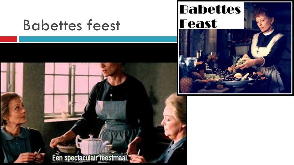 Babettes feest