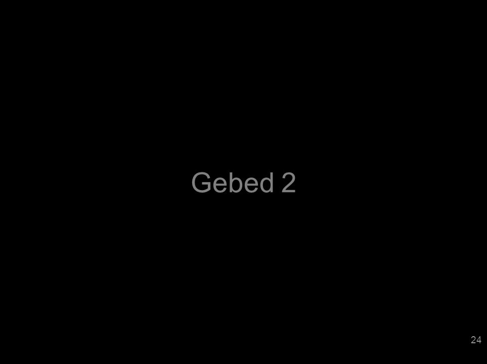 Gebed 2 24