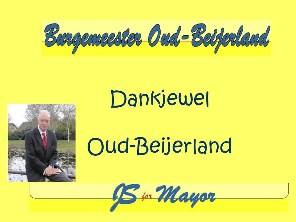 Dankjewel Oud-Beijerland