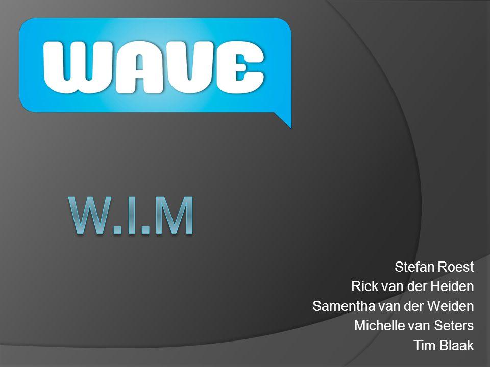 Concept uitleg Wat is W.I.M?  Where I aM  Hoe werkt het?  Waar bestaat het uit?