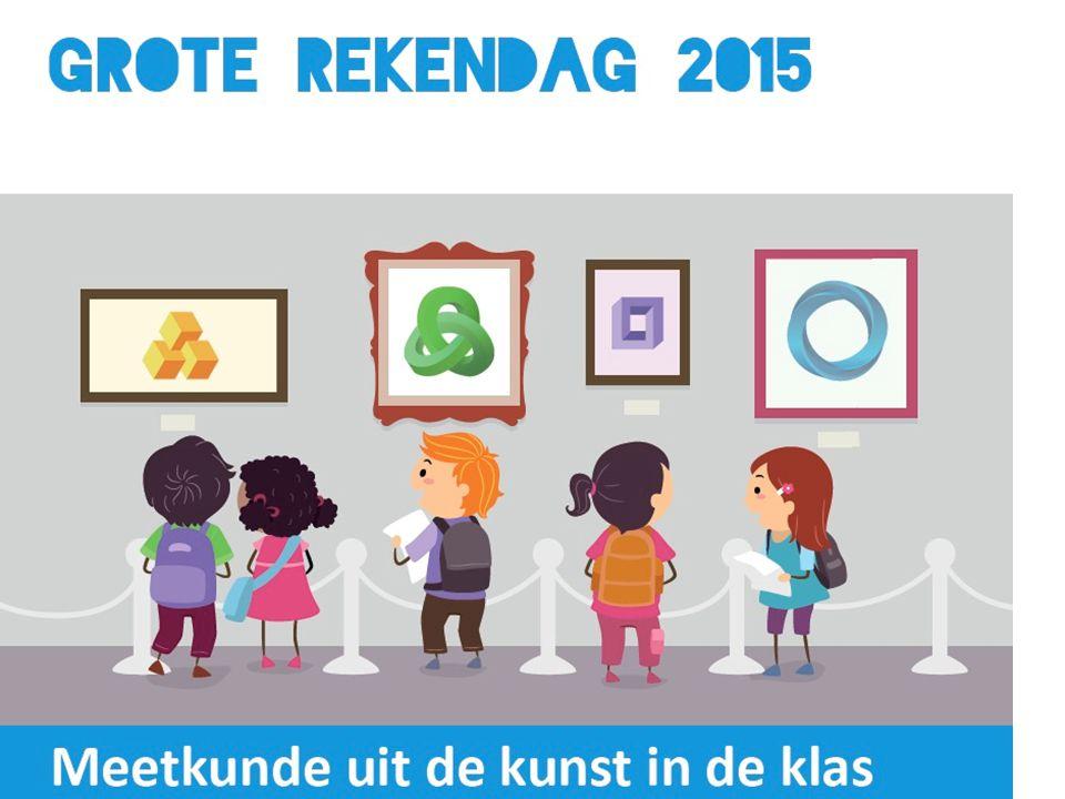 Grote Rekendag 2016 Raden Regels Redeneren Rekenen is leuker als je denkt