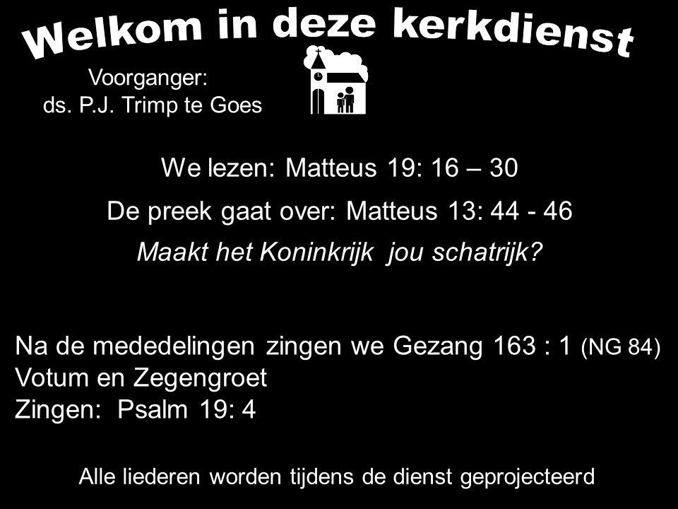 Gezang 111: refr, 1,refr, 2, refr (NG 58)