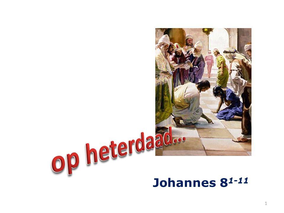 Johannes 8 1-11 1