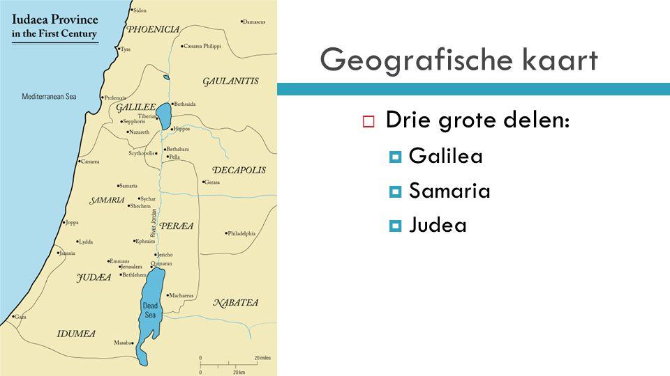 Opdracht 4: politiek – sociale en godsdienstige kaart  Document 1: Joodse volk in rouw  Document 2: Sanhedrin weer verdeeld  Document 3: Opschudding bij het huis van Zacheüs