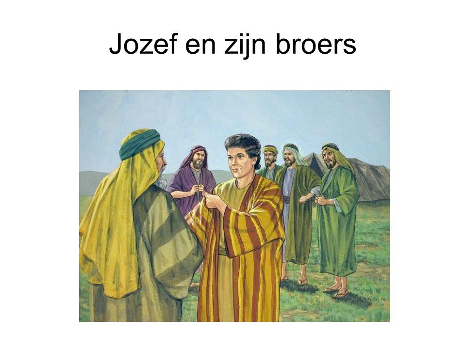 Jozef en zijn broers