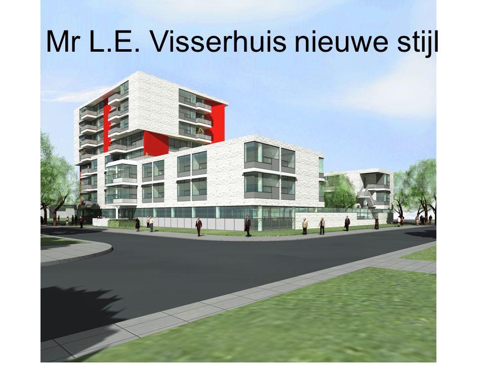 Mr L.E. Visserhuis nieuwe stijl