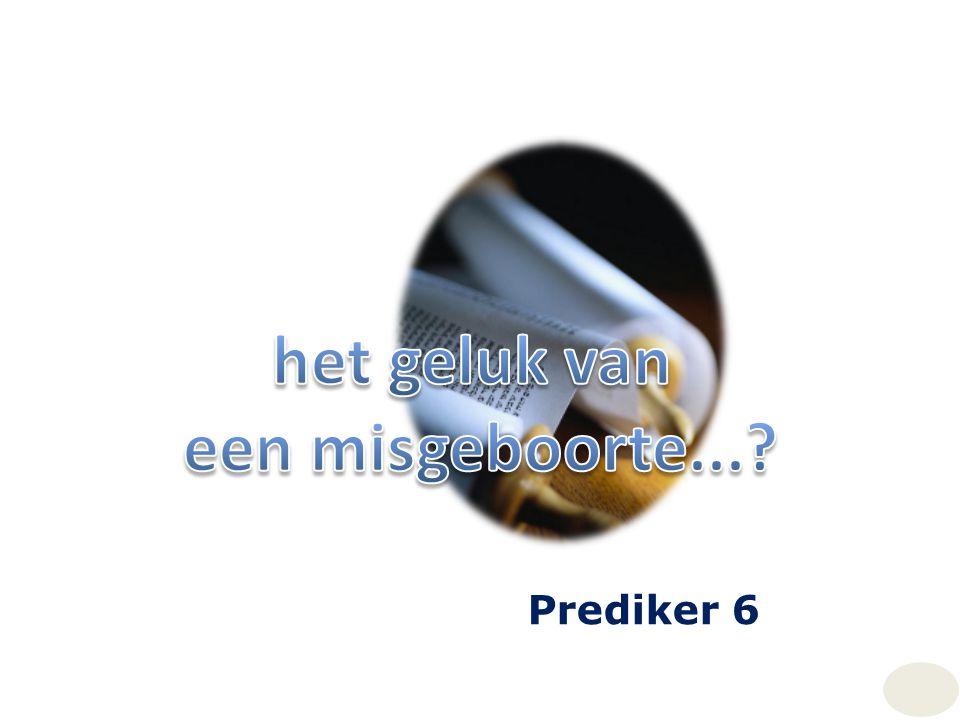 Prediker 6