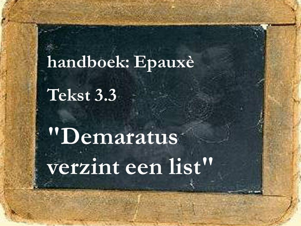 handboek: Epauxè Tekst 3.3