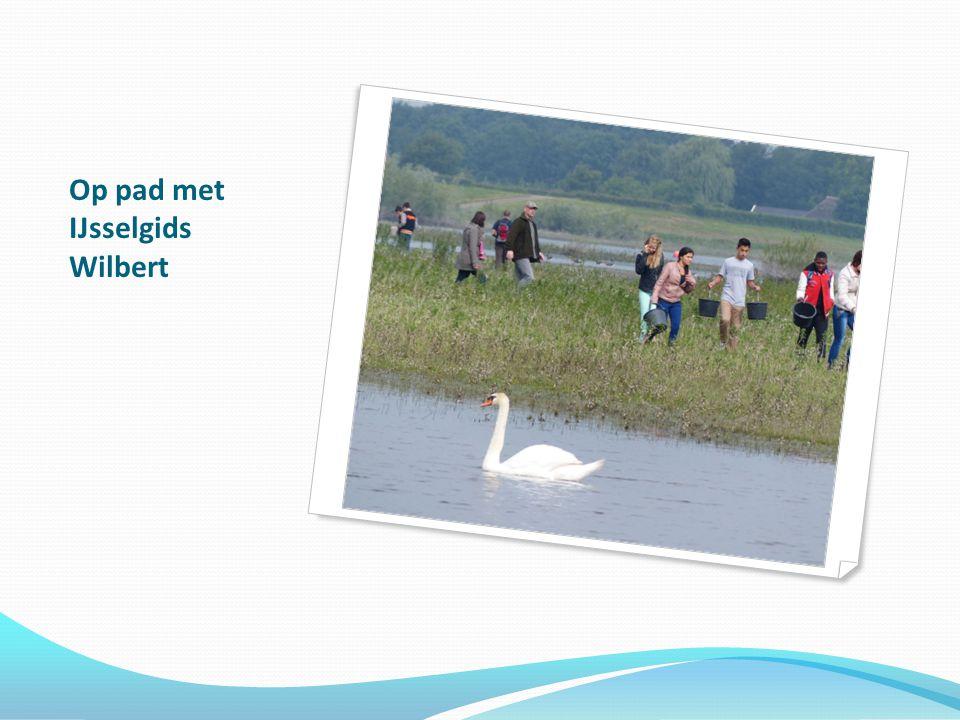 Op pad met IJsselgids Wilbert
