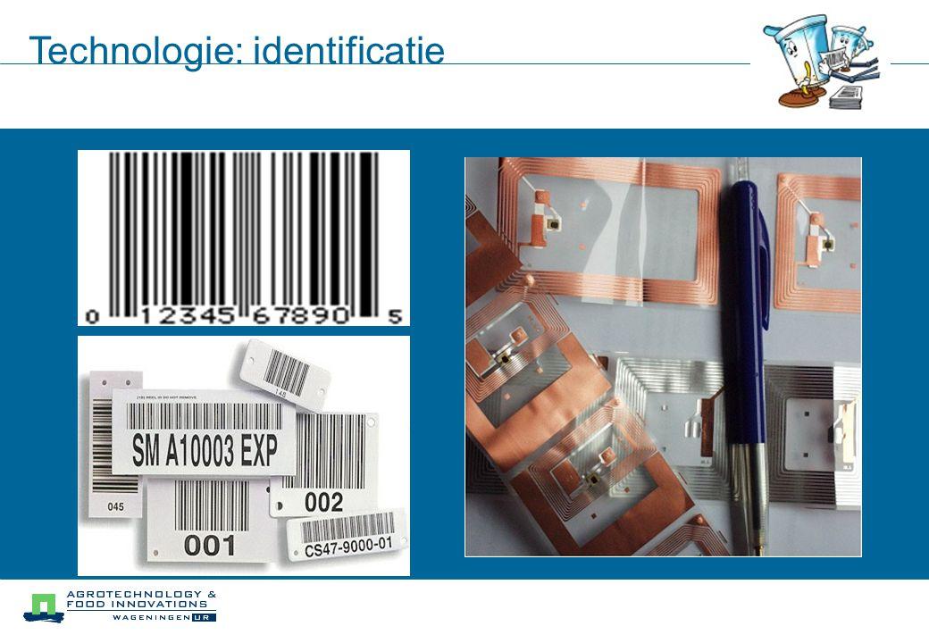 Technologie: identificatie
