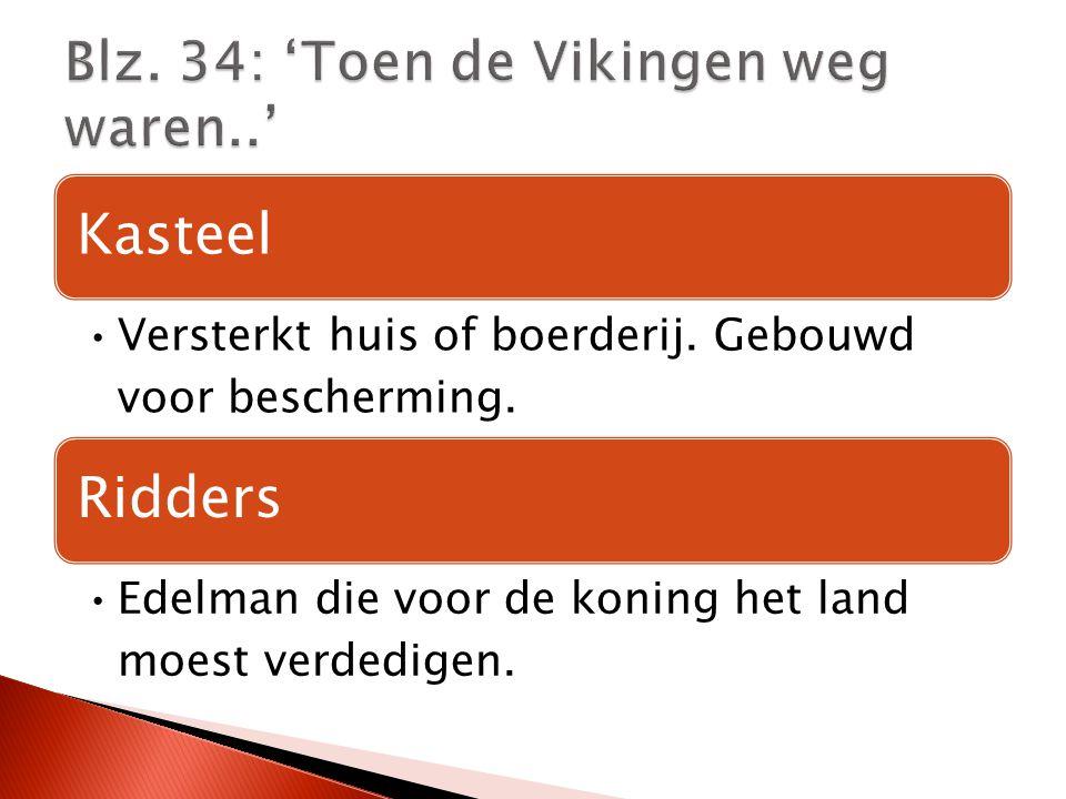KloosterAanvallen van de VikingenBeschermen tegen aanval