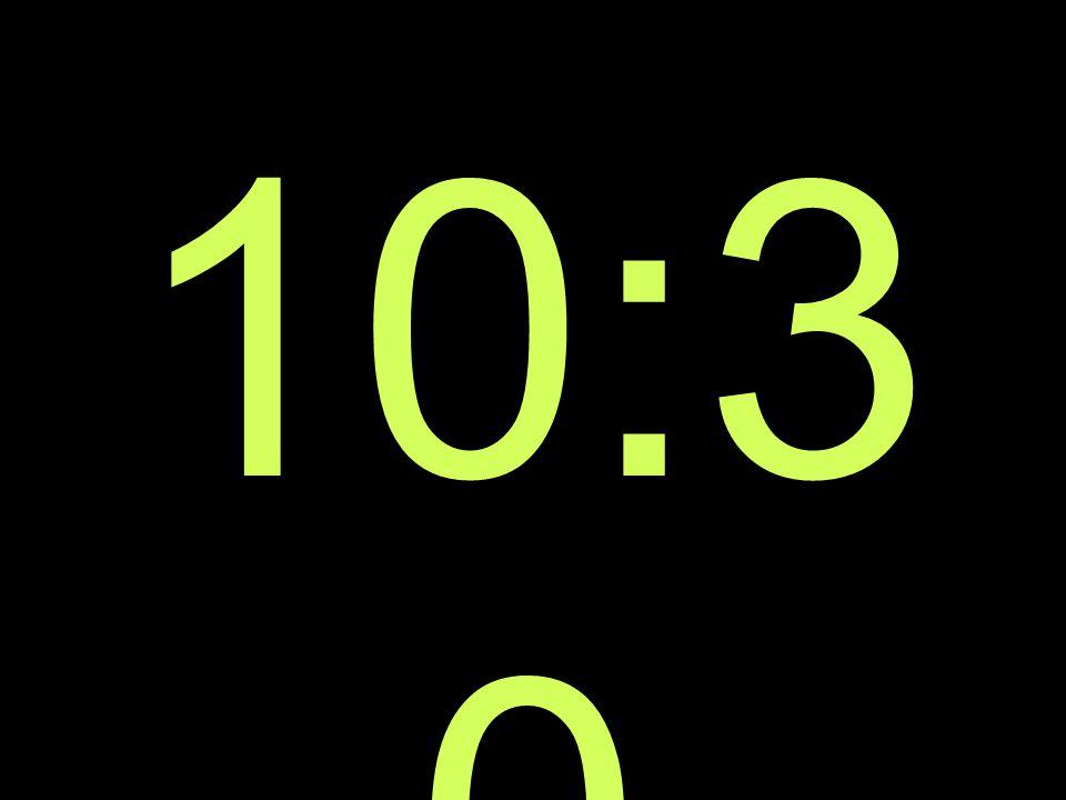 10:3 0
