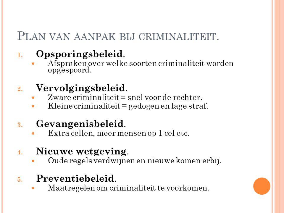B ELEID OP DIT MOMENT Georganiseerde misdaad.Bijvoorbeeld vrouwenhandel, drugshandel etc.