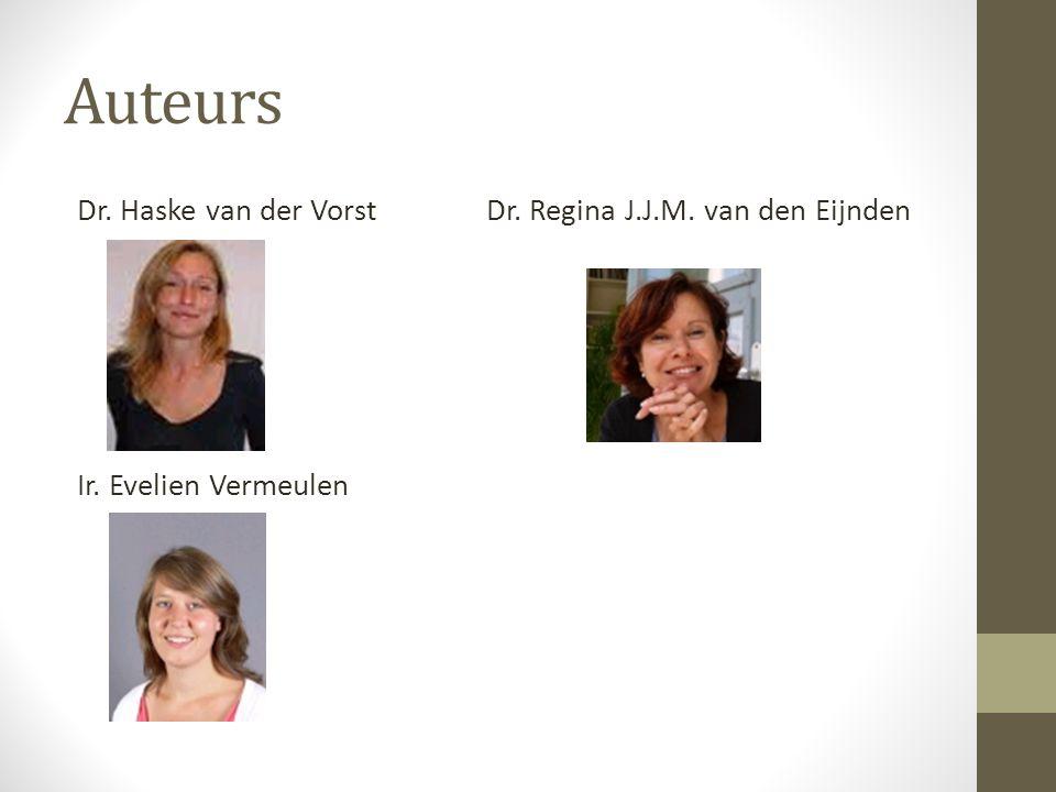 Inleiding Rol van ouders in ontwikkeling alcohol-en rookgedrag bij jongeren Belang van gezinsgerichte interventies Verschil tussen jongeren in de VS en in Nederland