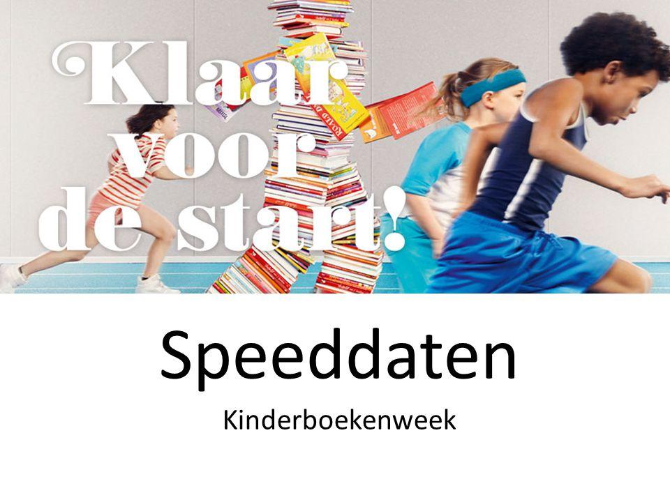 Speeddaten Kinderboekenweek