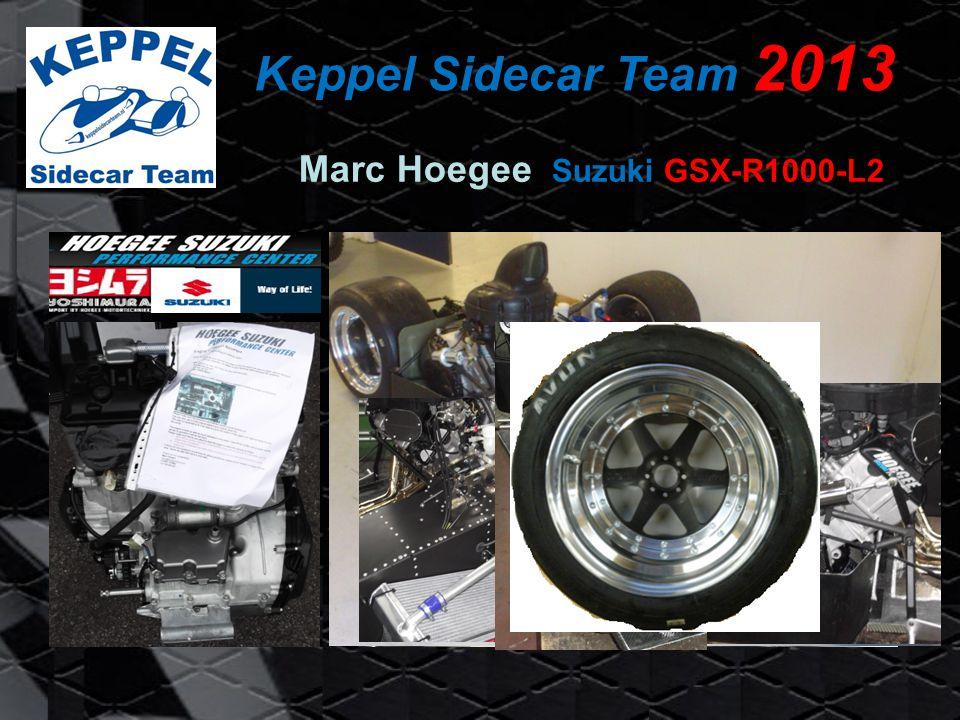 Keppel Sidecar Team 2013 Marc Hoegee Suzuki GSX-R1000-L2