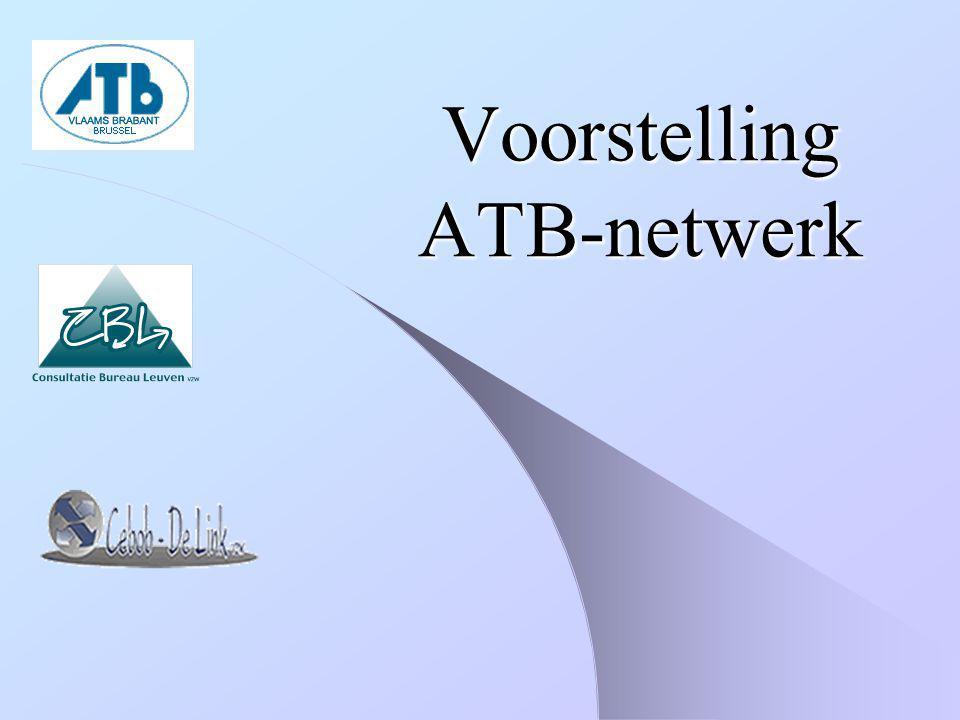 Voorstelling ATB-netwerk
