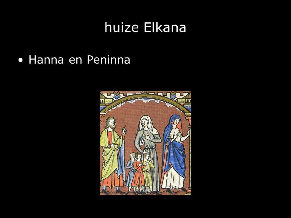 huize Elkana Hanna en Peninna