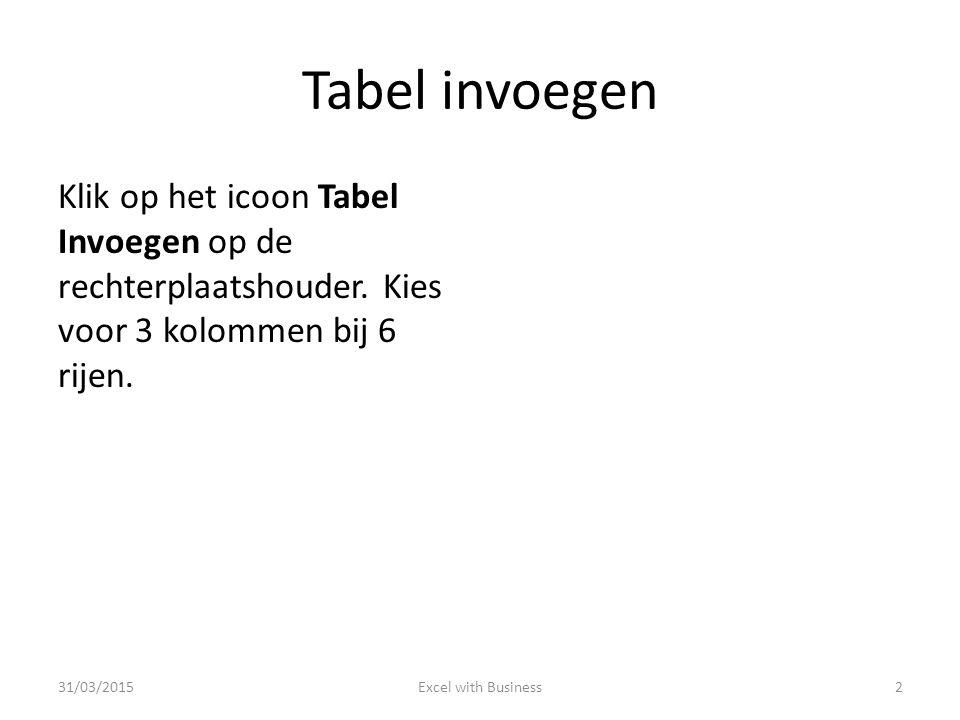 Tabel stijlen Klik in de tabel en kies de Hulpmiddelen voor tabellen, Ontwerpen lint.