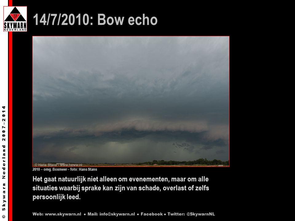 © S k y w a r n N e d e r l a n d 2 0 0 7 – 2 0 1 4 14/3/2014 Aan de Zuid-Willemsvaart t.h.v.