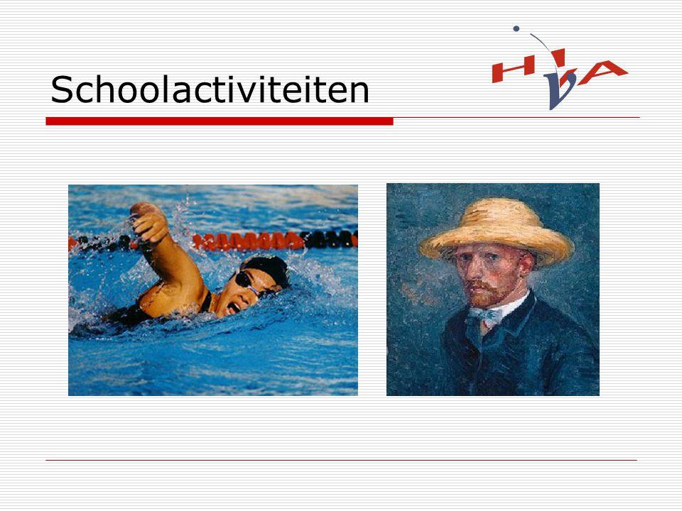 Schoolactiviteiten