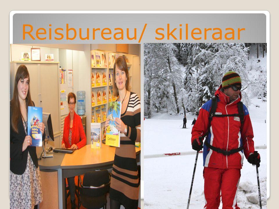 Reisbureau/ skileraar