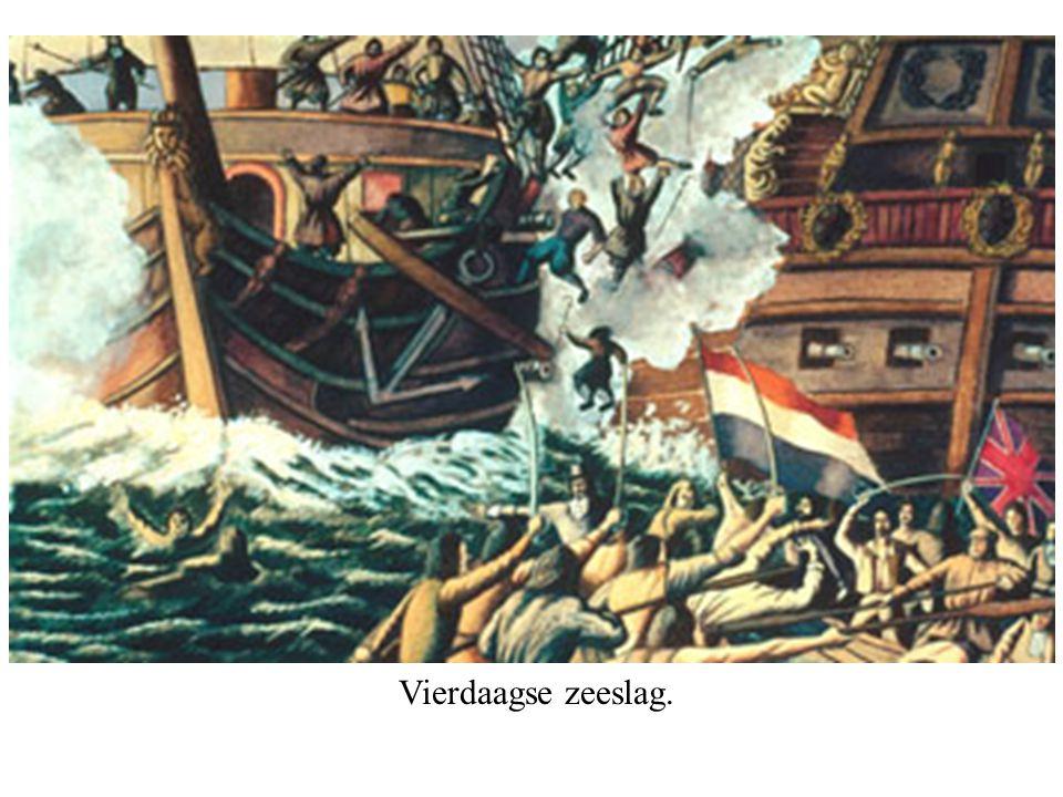 Vierdaagse zeeslag.