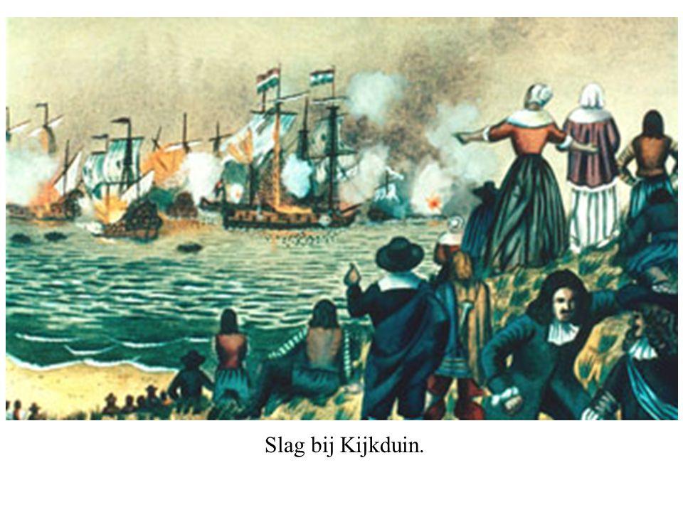 Slag bij Kijkduin.