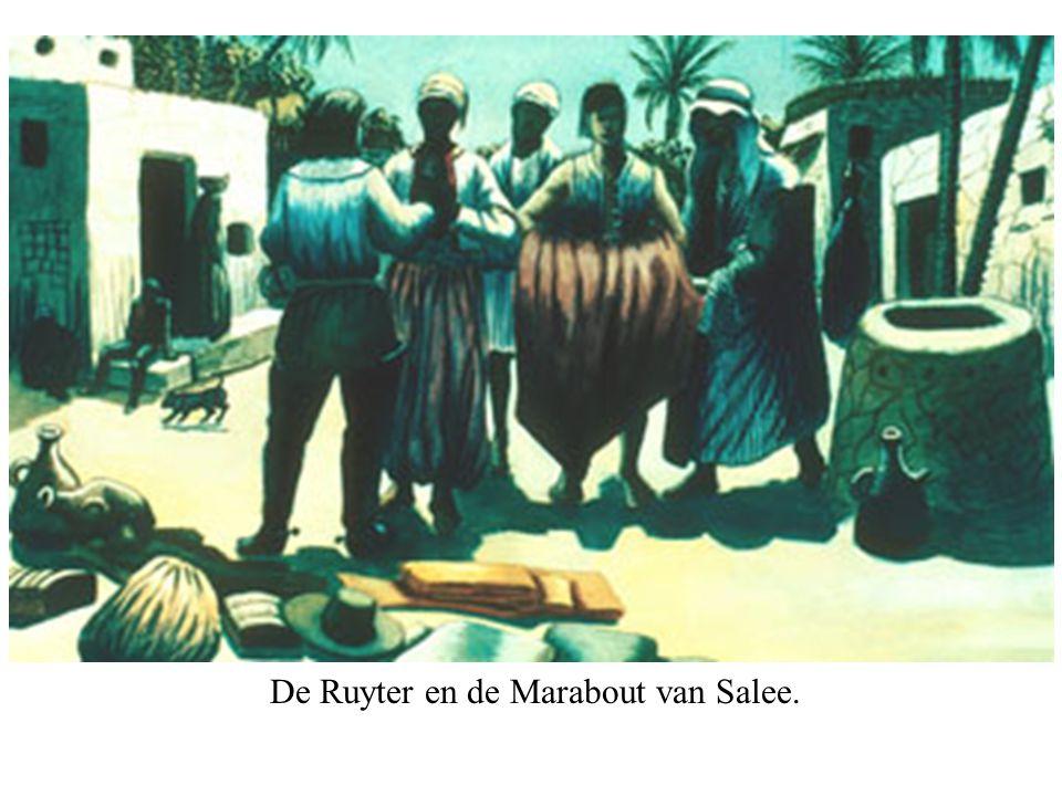 De Ruyter en de Marabout van Salee.