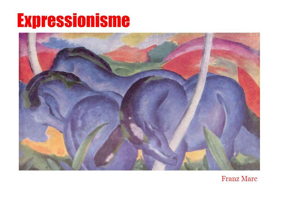 Franz Marc Expressionisme