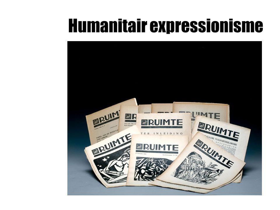 Humanitair expressionisme