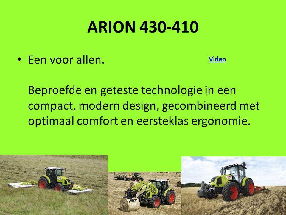 ARION 430-410 Een voor allen.