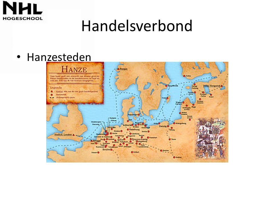 Handelsverbond Hanzesteden