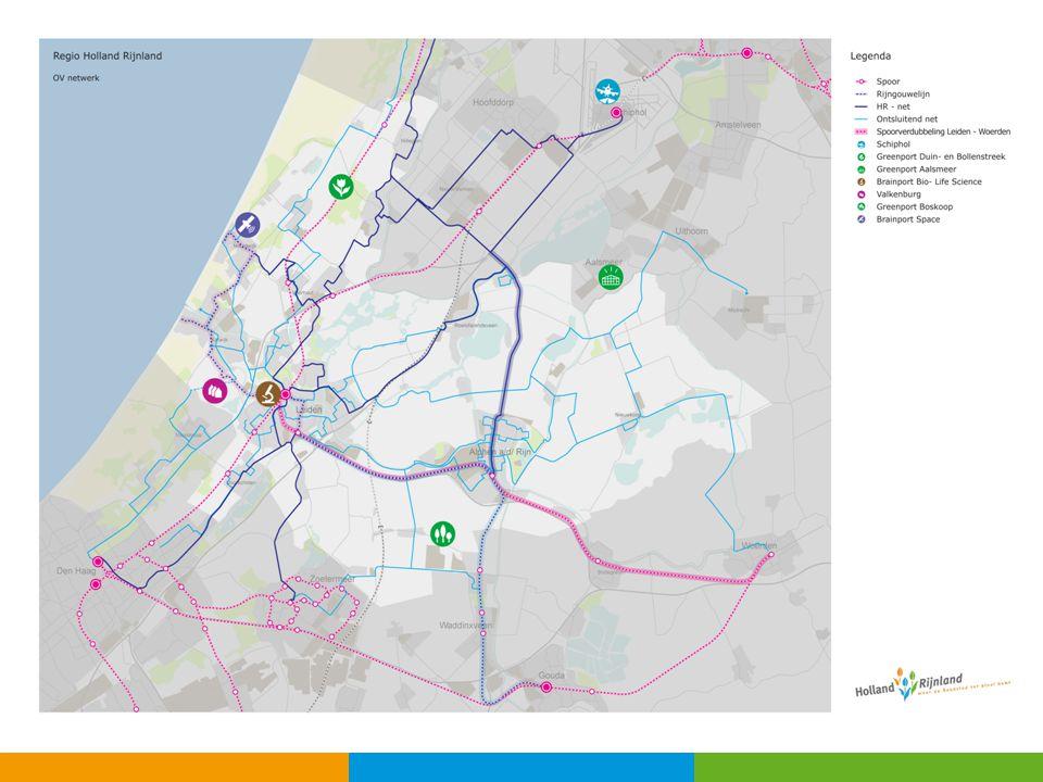 Knelpunten en maatregelen Uitbreiding bestaande infra Aanleg nieuwe infra Scope breder dan alleen N207 –Rondweg Gnephoek –N209 –Bentwoudlaan