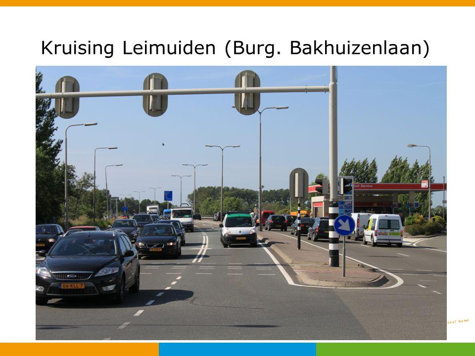 Kruising Leimuiden (Burg. Bakhuizenlaan)