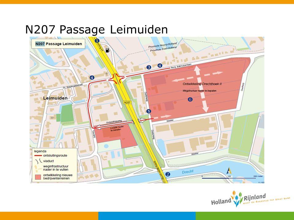 N207 Passage Leimuiden