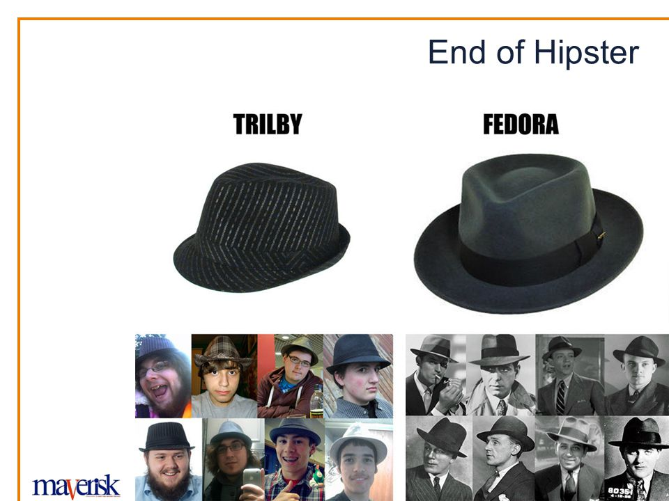 End of Hipster