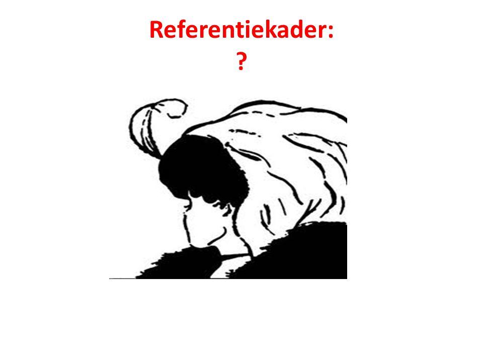 Referentiekader: ?