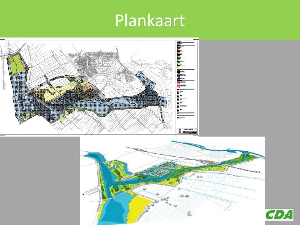 Plankaart