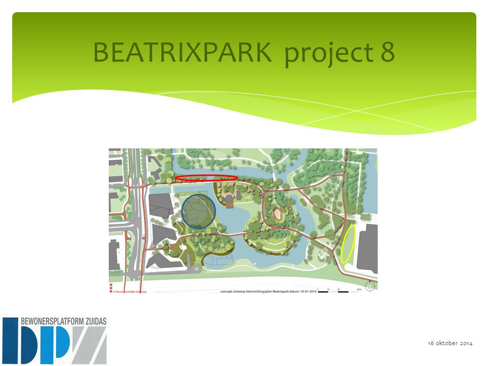BEATRIXPARK project 8 16 oktober 2014