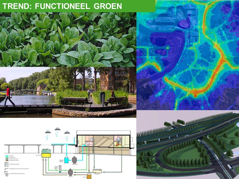 TREND: FUNCTIONEEL GROEN