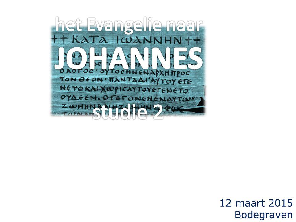 Johannes 1 15 Johannes heeft van Hem getuigd en heeft geroepen, zeggende: Deze was het, van wie ik zeide: Die na mij komt, is voor mij geweest, want Hij was eer dan ik.