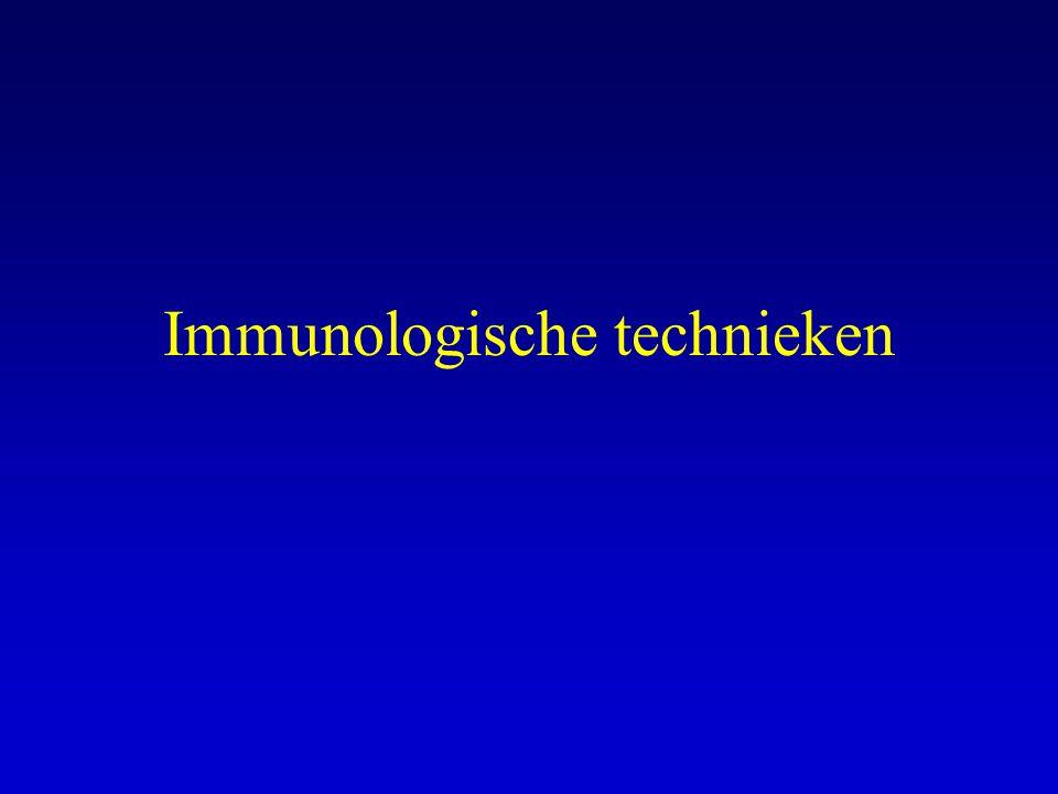 Immunologische technieken