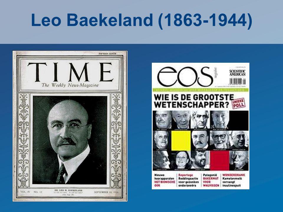 Leo Baekeland (1863-1944)